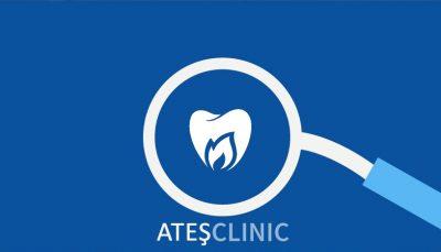 Dental Clinic Logo & Visit Card Design